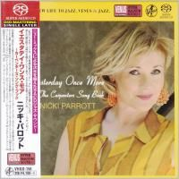 Nicki Parrott - Yesterday Once More: Carpenters Song Book (2016) - SACD