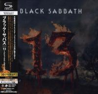 Black Sabbath - 13 (2013) - 2 SHM-CD Deluxe Edition