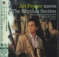 Art Pepper - Art Pepper Meets The Rhythm Section (1957) - MQA-UHQCD