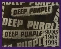 Deep Purple - Shades 1968-1998 (1999) - 4 CD Box Set