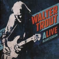 Walter Trout - Alive In Amsterdam (2016) - 2 CD Box Set
