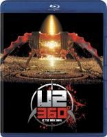 U2 - 360° At The Rose Bowl (2010) (Blu-ray)