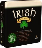 V/A Irish Favourites (2009) - 3 CD Tin Box Set Collector's Edition