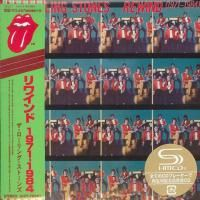 The Rolling Stones - Rewind (1971-1984) (1984) - SHM-CD Paper Mini Vinyl
