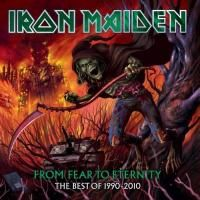 Iron Maiden - From Fear To Eternity: The Best Of 1990-2010 (2011) - 2 CD Box Set