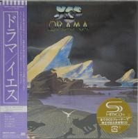 Yes - Drama (1980) - SHM-CD Paper Mini Vinyl
