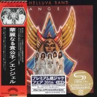 Angel - Helluva Band (1976) - SHM-CD Paper Mini Vinyl