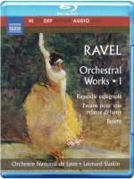 Ravel - Orchestral Works, Vol. 1 (2012) (Blu-ray Audio)