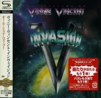 Vinnie Vincent Invasion ‎- Vinnie Vincent Invasion (1988) - SHM-CD