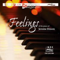Jerome Etnom - Feelings Of The Piano of Jerome Etnom (2015) - Ultra HD 32-Bit CD