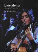 Katie Melua - Live In Concert (2019) - 2 CD Limited Edition
