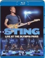 Sting - Live At The Olympia Paris (2017) (Blu ray)