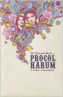 Procol Harum - All This & More (2009) - 3 CD+DVD Box Set