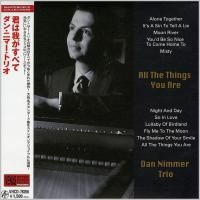 Dan Nimmer Trio - All The Things You Are (2012) - Paper Mini Vinyl