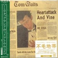 Tom Waits - Heartattack And Vine (1980) - Paper Mini Vinyl