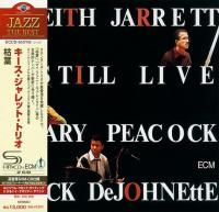 Keith Jarrett Trio - Still Live (1988) - 2 SHM-CD