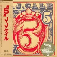 J.J. Cale - 5 (1979) - SHM-CD Paper Mini Vinyl