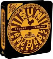 V/A Sun Records The Esssential Collection (2010) - 3 CD Tin Box Set Collector's Edition