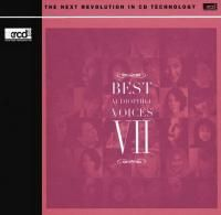 V/A Best Audiophile Voices VII (2016) - XRCD2