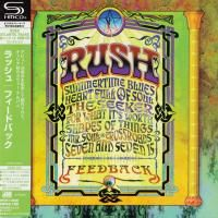 Rush - Feedback (2004) - SHM-CD Paper Mini Vinyl