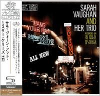 Sarah Vaughan And Her Trio - Live At Mister Kelly's (1957) - SHM-CD