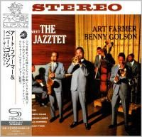 Art Farmer - Benny Golson - Meet The Jazztet (1960) - SHM-CD