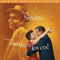 Frank Sinatra - Songs For Swingin' Lovers! (1956) - Numbered Limited Edition Hybrid SACD