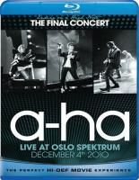 a-ha - Ending On A High Note: The Final Concert - Live At Oslo Spektrum (2011) (Blu-ray)