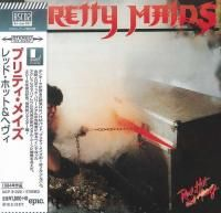 Pretty Maids - Red, Hot And Heavy (1984) - Blu-spec CD2