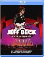 Jeff Beck - Live At The Hollywood Bowl (2017) (Blu-ray)