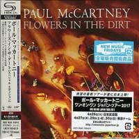 Paul McCartney - Flowers In The Dirt (1989) - 2 SHM-CD Paper Mini Vinyl