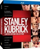 Коллекция Стэнли Кубрика (Stanley Kubrick: Limited Edition Collection) (2011) 10 Blu-ray Box Set