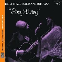 Ella Fitzgerald and Joe Pass - Easy Living (1986) - Original recording remastered