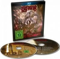 Kreator - Gods Of Violence (2017) - CD+Blu-ray Limited Edition