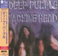 Deep Purple - Machine Head (1972) - MQA-UHQCD