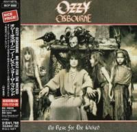 Ozzy Osbourne - No Rest For The Wicked (1988)