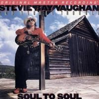 Stevie Ray Vaughan - Soul To Soul (1985) - Numbered Limited Edition Hybrid SACD