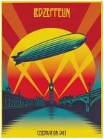 Led Zeppelin - Celebration Day (2012) - 2 CD+Blu-Ray Deluxe Edition
