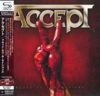 Accept - Blood Of The Nations (2010) - SHM-CD