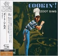 Zoot Sims ‎- Cookin'! (1965) - SHM-CD