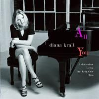 Diana Krall - All For You: A Dedication To The Nat King Cole Trio (1996) (180 Gram Audiophile Vinyl) 2 LP