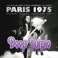 Deep Purple - Live In Paris 1975 (2013) - 2 CD Box Set