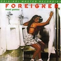 Foreigner - Head Games (1979) - Numbered Limited Edition Hybrid SACD