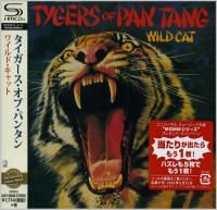 Tygers Of Pan Tang - Wild Cat (1980) - SHM-CD