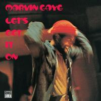 Marvin Gaye - Let's Get It On (1973) (180 Gram Audiophile Vinyl)