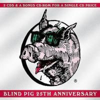 V/A Blind Pig Records 25th Anniversary Collection (2001) - 2 CD Box Set