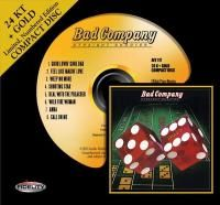 Bad Company - Straight Shooter (1975) - 24 KT Gold Numbered Limited Edition