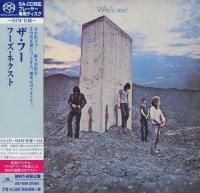 The Who - Who's Next (1971) - SHM-SACD