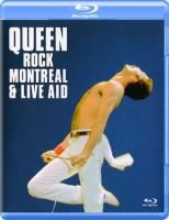 Queen - Rock Montreal + Live Aid (2007) (Blu-ray)