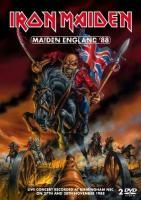 Iron Maiden - Maiden England (2013) - 2 DVD Box Set